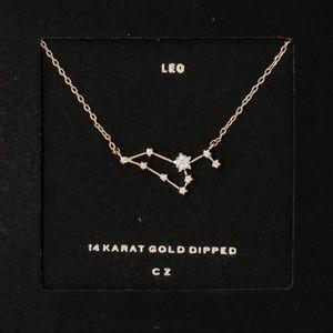 Jewelry - LEO | Constellation Zodiac Dainty Necklace